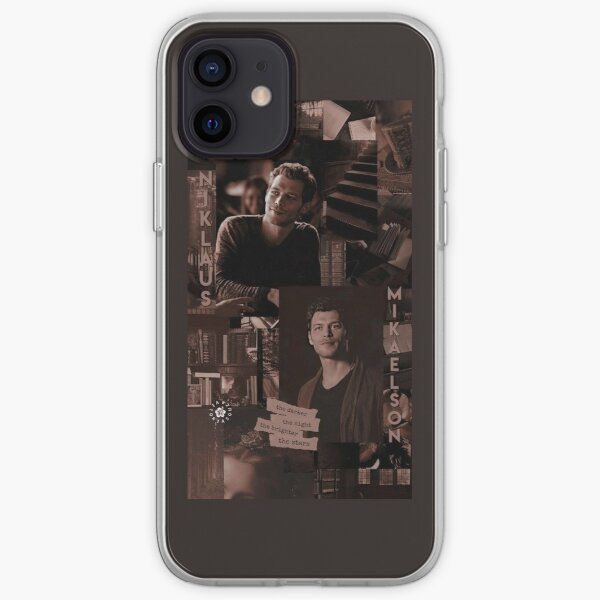 Klaus Mikaelson iPhone Soft Case