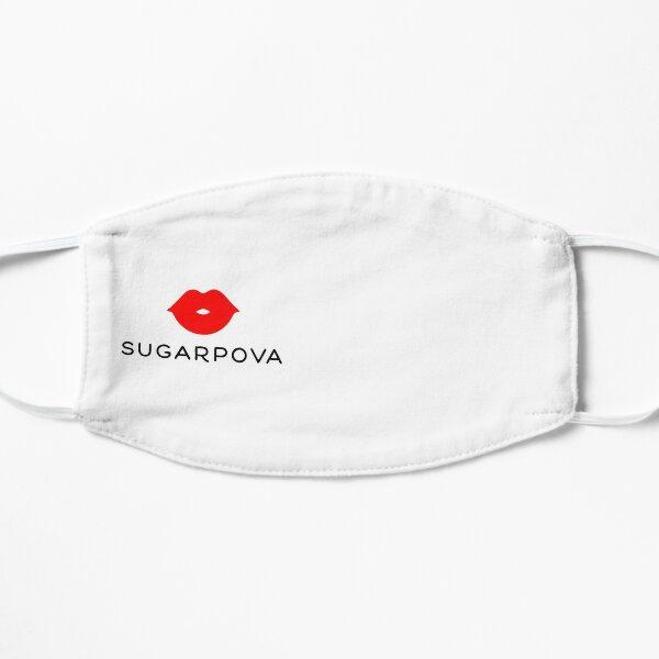 Best Selling - Maria Sharapova Logo Flat Mask