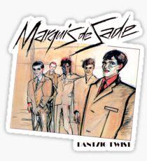 Marquis de Sade - Danzig Twist Sticker