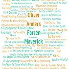 New World vol. 3 Unbelieve Oliver and Farren quotes (Amser Studios) by AmserStudios