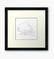 Glucksman Gallery, Cork Framed Print