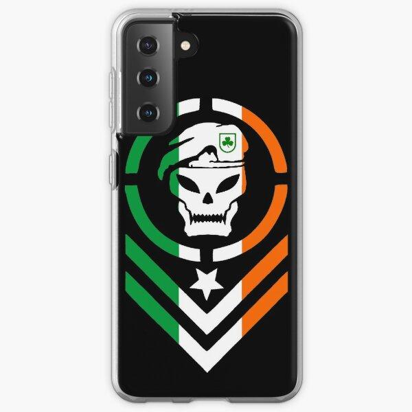 green brigade Samsung Galaxy Soft Case