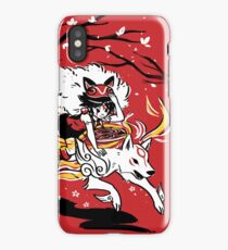 Okaminoke iPhone Case
