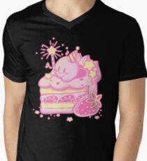 Lil' Cupcake Men's V-Neck T-Shirt