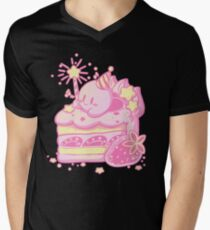 Lil' Cupcake V-Neck T-Shirt