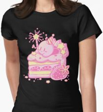 Lil' Cupcake Women's Fitted T-Shirt