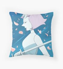 Renegade Pearl Throw Pillow