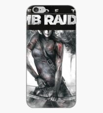 Rise of the Tomb Raider iPhone Case