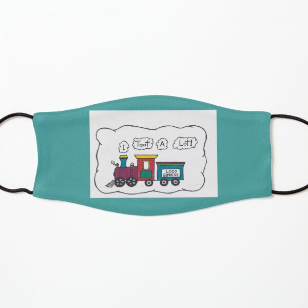 The Loco Express for children and adults! Kids Mask