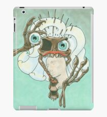 Skeletal Needles: Paleontology iPad Case/Skin