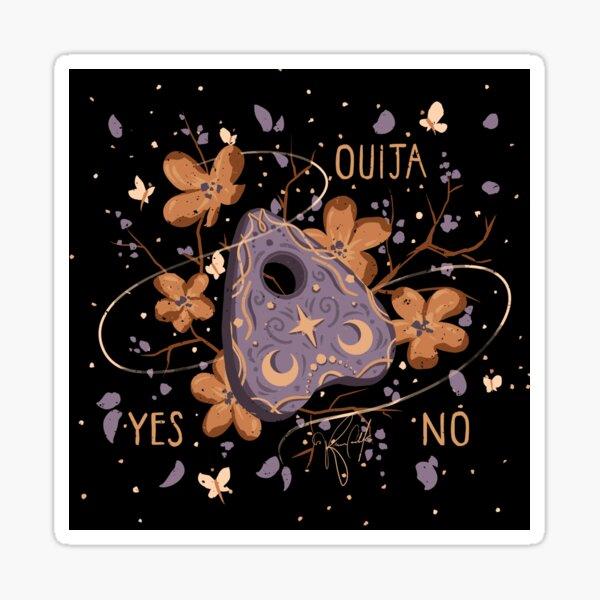 Ouija Souls - Inktober 2020 Sticker