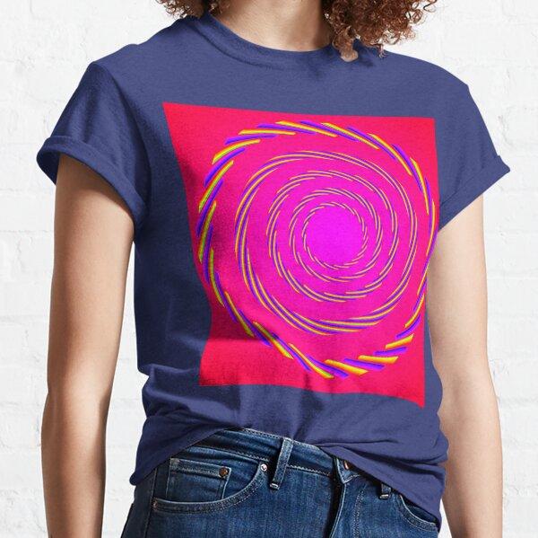 hypno spiral Classic T-Shirt