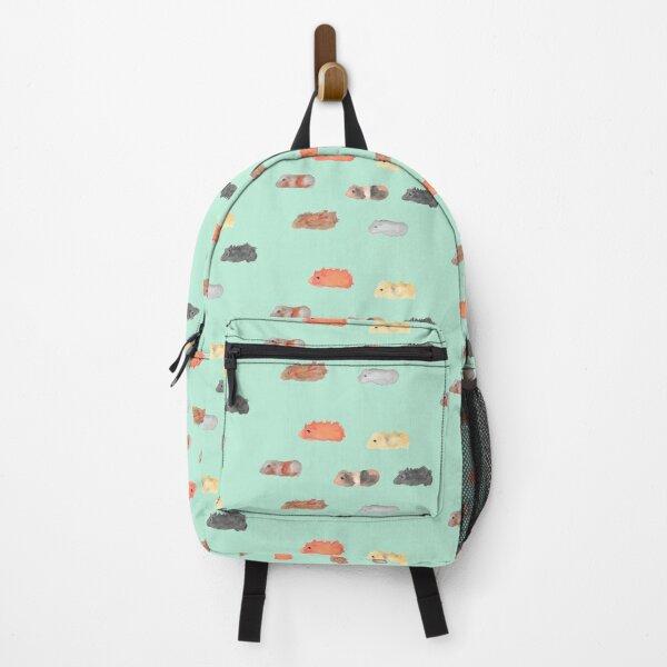 Cute Guinea Pig Huddle Backpack
