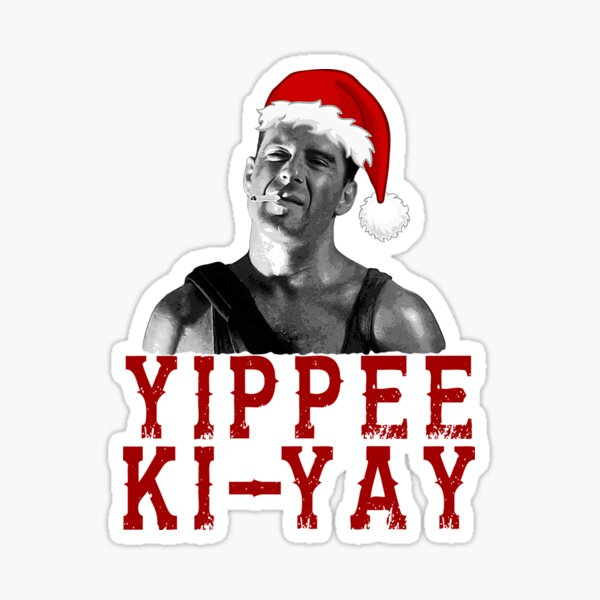 Die Hard Christmas Gifts Merchandise Redbubble Search, discover and share your favorite yay christmas gifs. redbubble