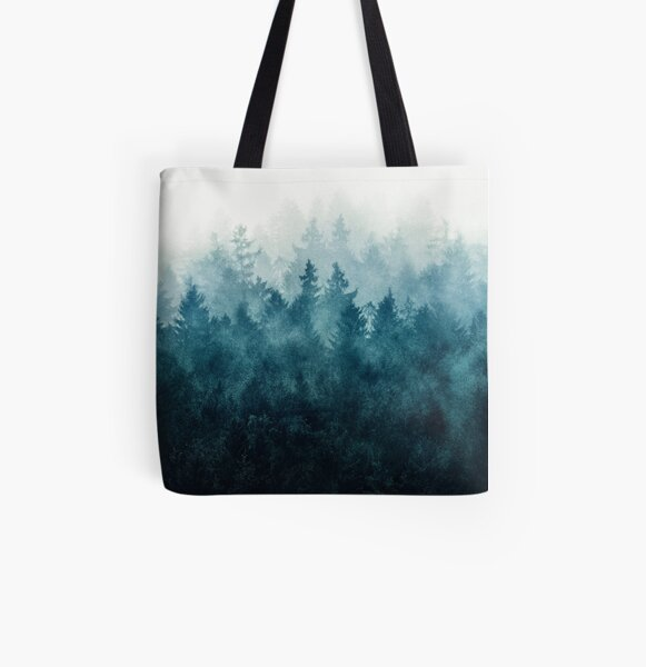 The Heart Of My Heart // So Far From Home Edit All Over Print Tote Bag