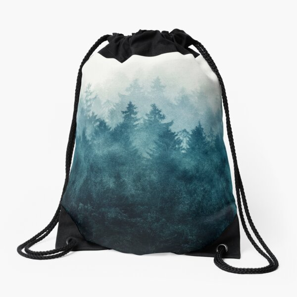 The Heart Of My Heart // So Far From Home Edit Drawstring Bag