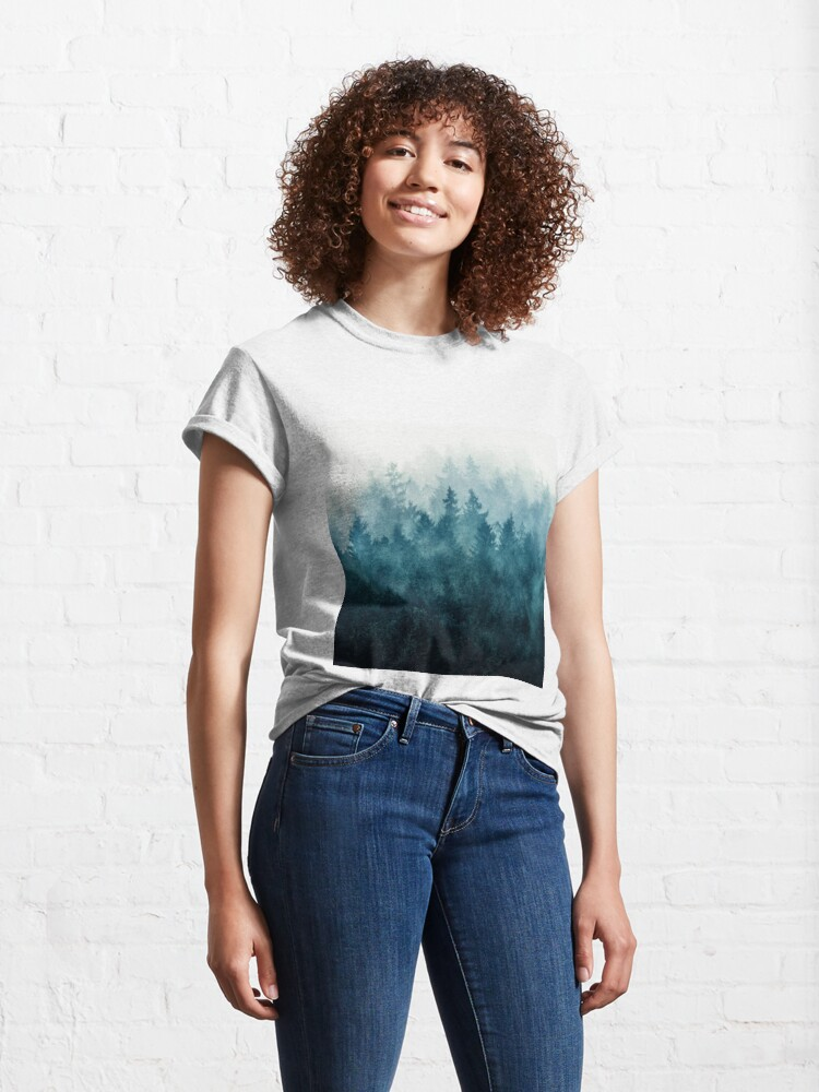 Alternative Ansicht von The Heart Of My Heart // So Far From Home Edit Classic T-Shirt