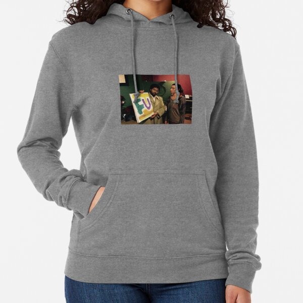 The FU Painting Revealed Lightweight Hoodie
