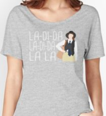 La-Di-Da Annie Hall Women's Relaxed Fit T-Shirt