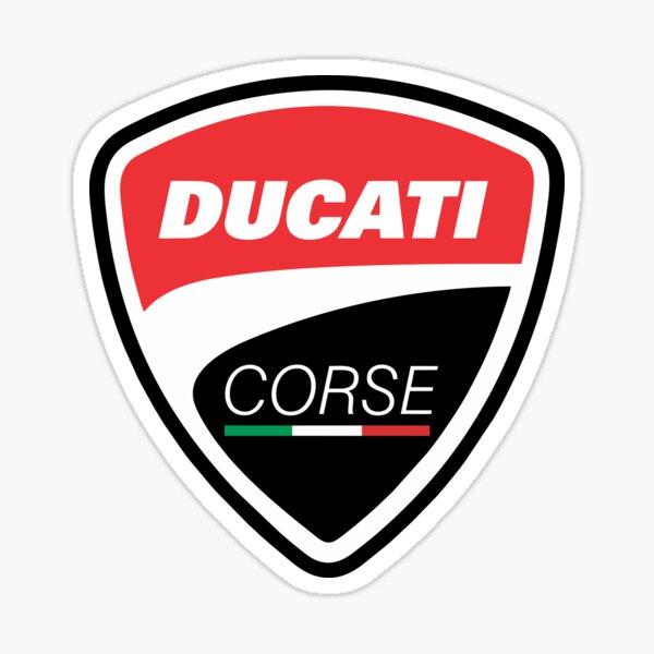 MEILLEUR ACHETER - Ducati Corse Sticker