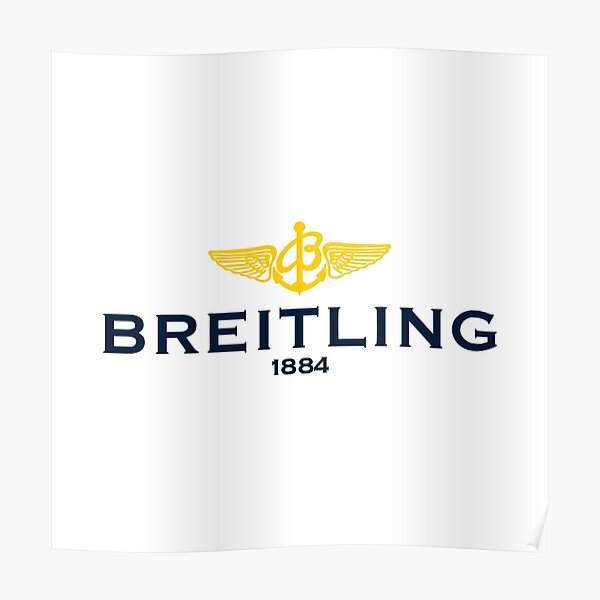 BEST TO BUY - Breitling Poster