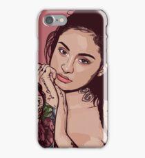 Kehlani - Digital Art iPhone Case/Skin