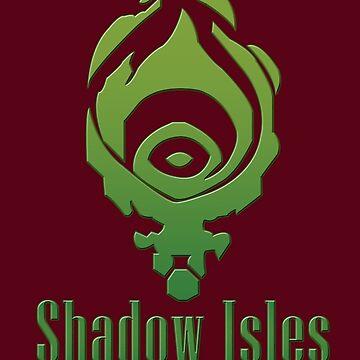 Shadow Isles by ozencyasin