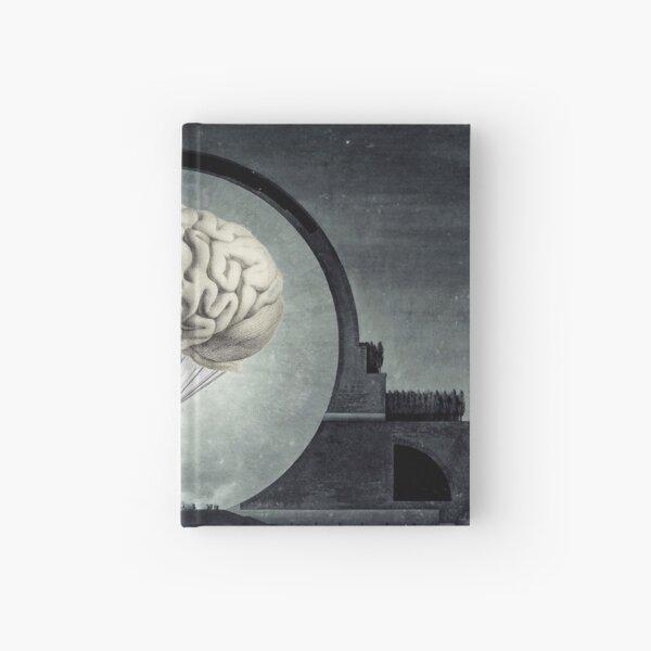 light headed Hardcover Journal