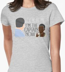 I'm The Captain Now - Captain Phillips Womens Fitted T-Shirt