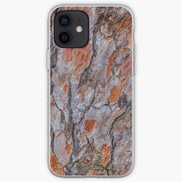 Eucalyptus Tree Bark iPhone Soft Case