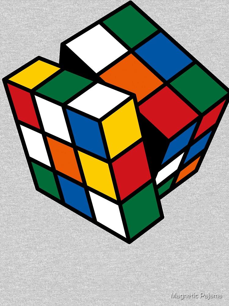 Rubik's Cube - Cuber Solving - Cubing Habit  by MagneticMama