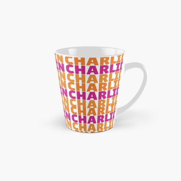 charli dunkin masks Tall Mug