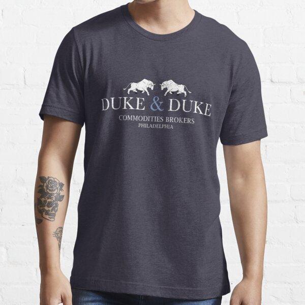 DUKE & DUKE Commodities Brokers Essential T-Shirt