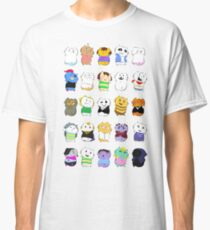 Undertale - Underkitties Classic T-Shirt