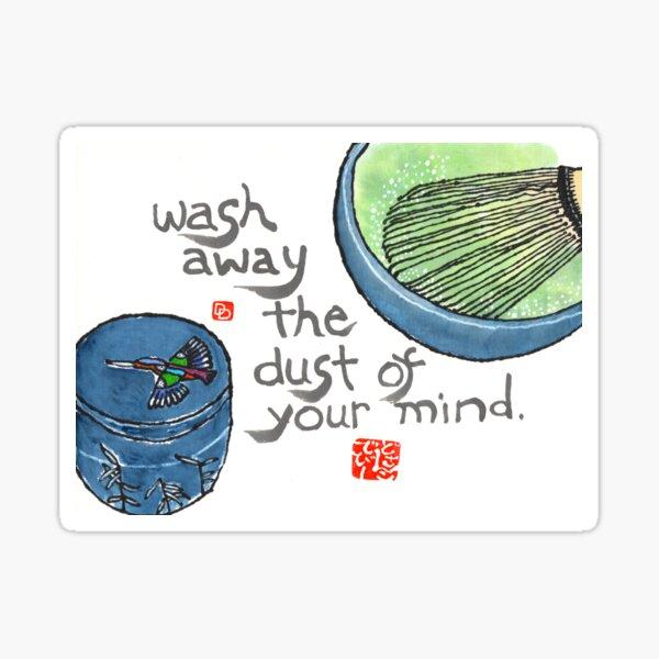 The Way of Tea Sticker