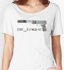 Usp-S Cache Edition. Women's Relaxed Fit T-Shirt