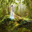 Dawn Goddess by gingerkelly