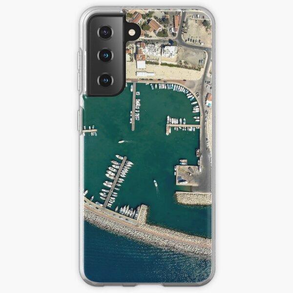 Birds eye view of Zygi Marina Samsung Galaxy Soft Case