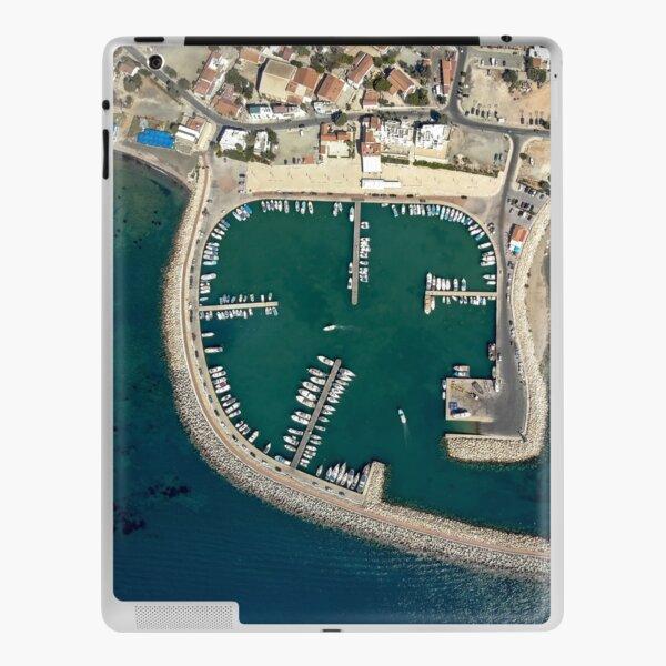Birds eye view of Zygi Marina iPad Skin