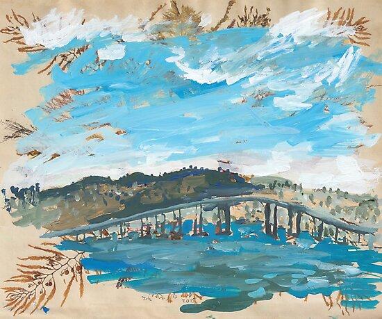 Tasman Bridge by John Douglas