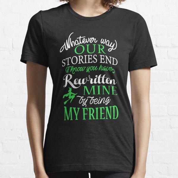 Siendo mi amigo Camiseta esencial