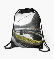 Witchcraft Mossy Morning Drawstring Bag