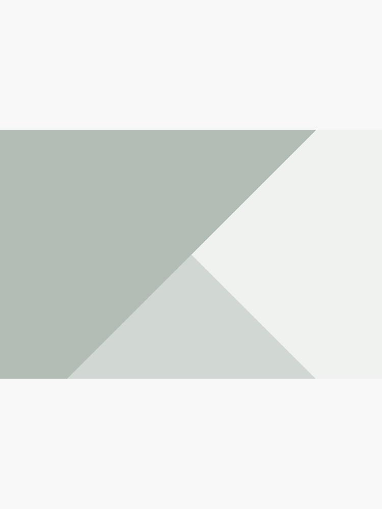 Gradient Geometry - Ash by colorandpattern