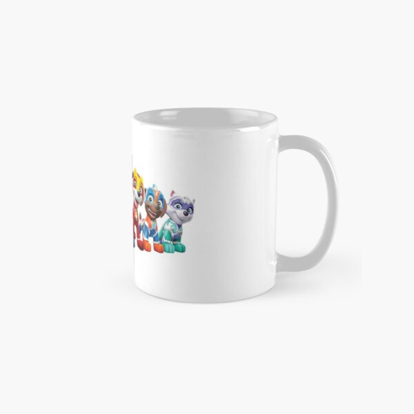 Paw Patrol Mighty Pups Super Paws Classic Mug