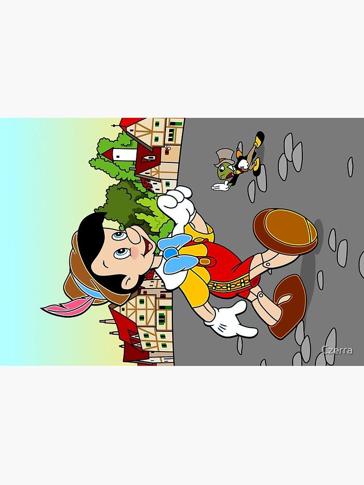 Pinocchio by Czerra