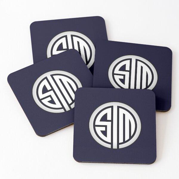 T.SM Coasters (Set of 4)