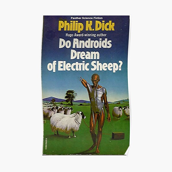 Philip K. Dick - Do Androids Dream of Electric Sheep Poster