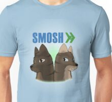 Smosh (cats) Unisex T-Shirt