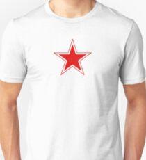 USSR Star - Soviet Union  Unisex T-Shirt