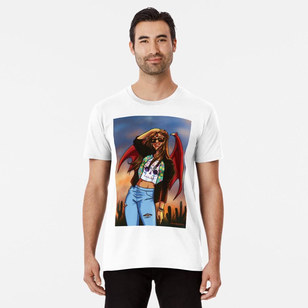 Myrladis Desert Rose Premium T-Shirt